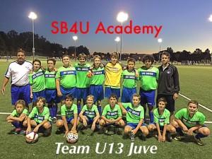 Team U14 Juve Pic