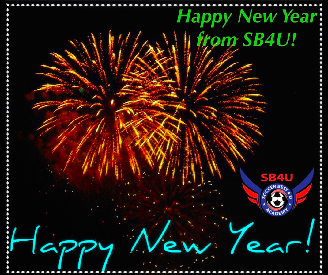 Happy New Year from SB4U 2015