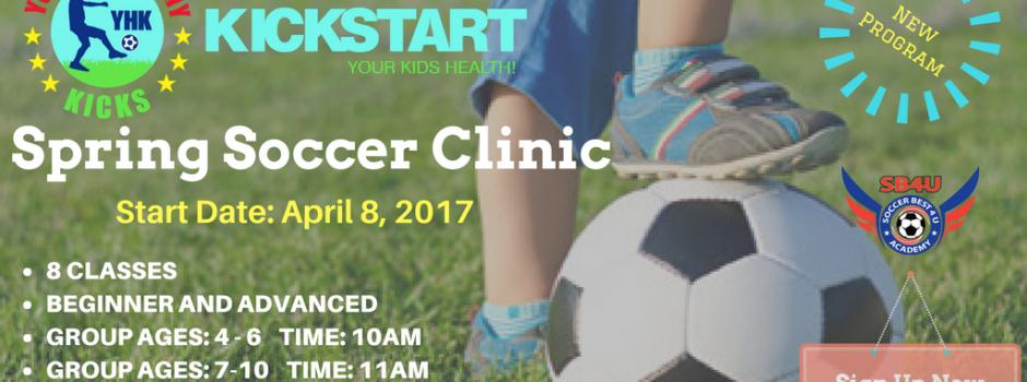 Spring Soccer Clinic