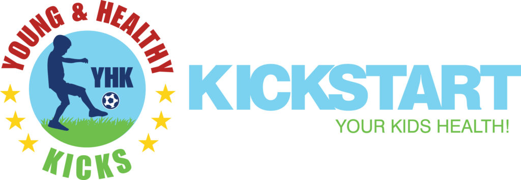 young and healthy kicks logo