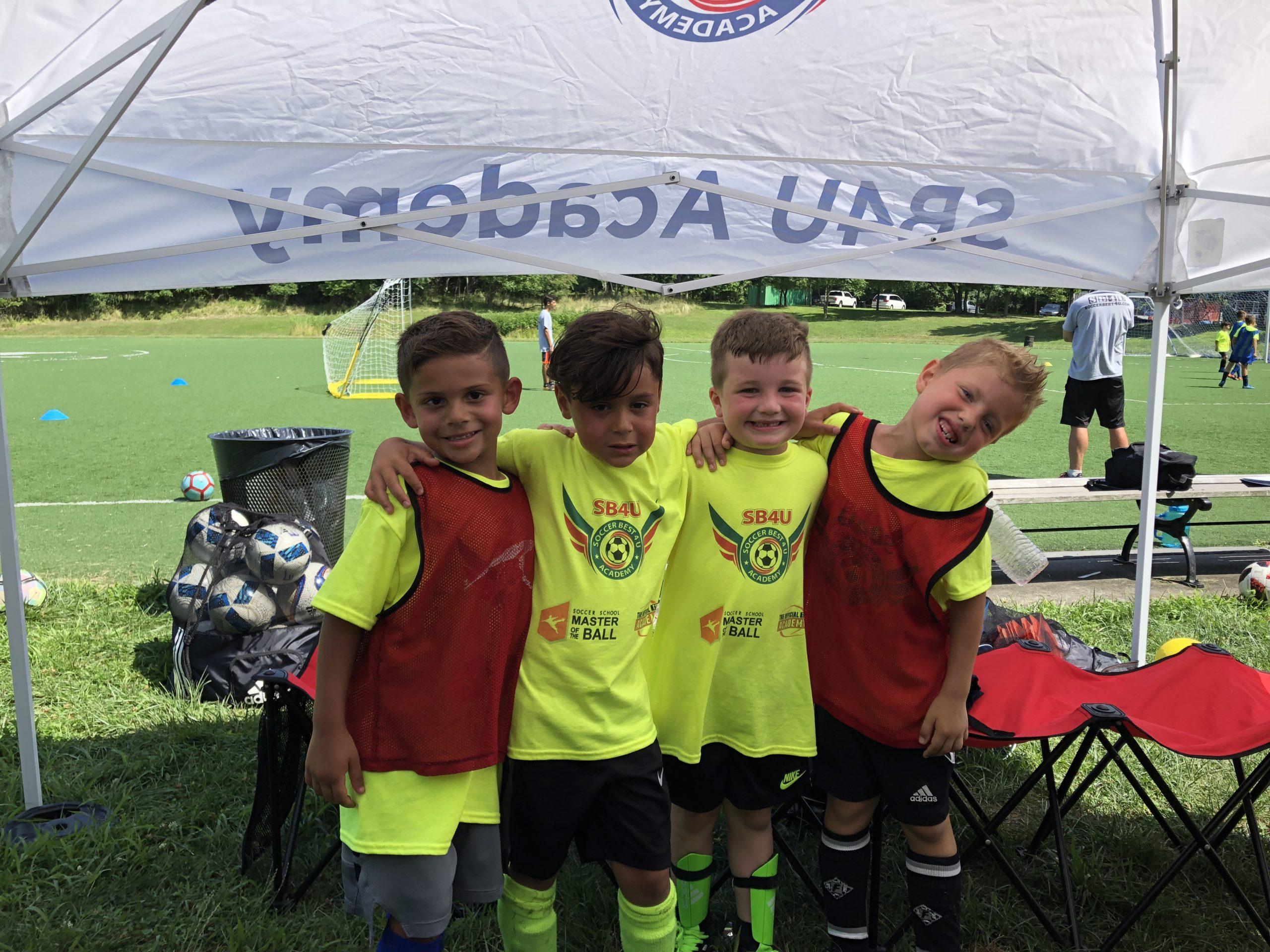 recreational soccer registration